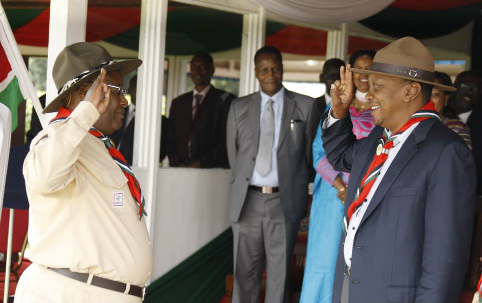 President Uhuru Mwigai Kenyatta